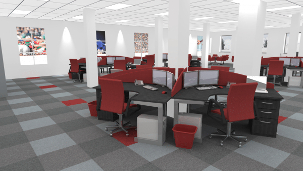 Ofis Koltuklarının Temizliği