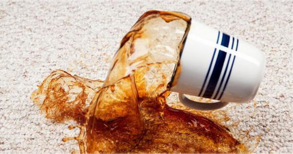 Kahve Lekesi Halıdan Nasıl Çıkar